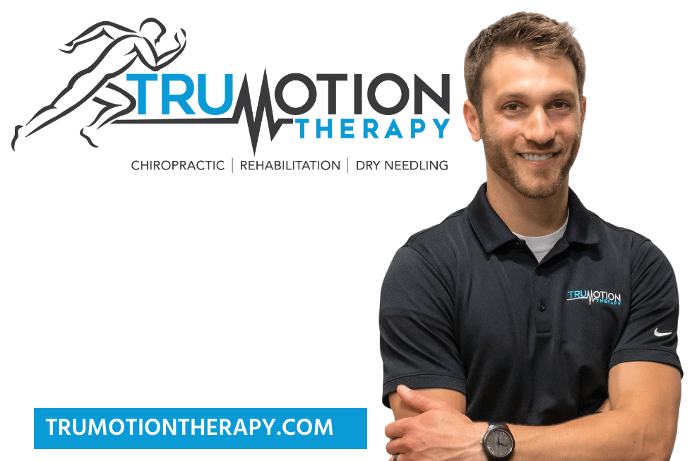 Mega Wellness Partner Dr. Sankey with TruMotion Therapy