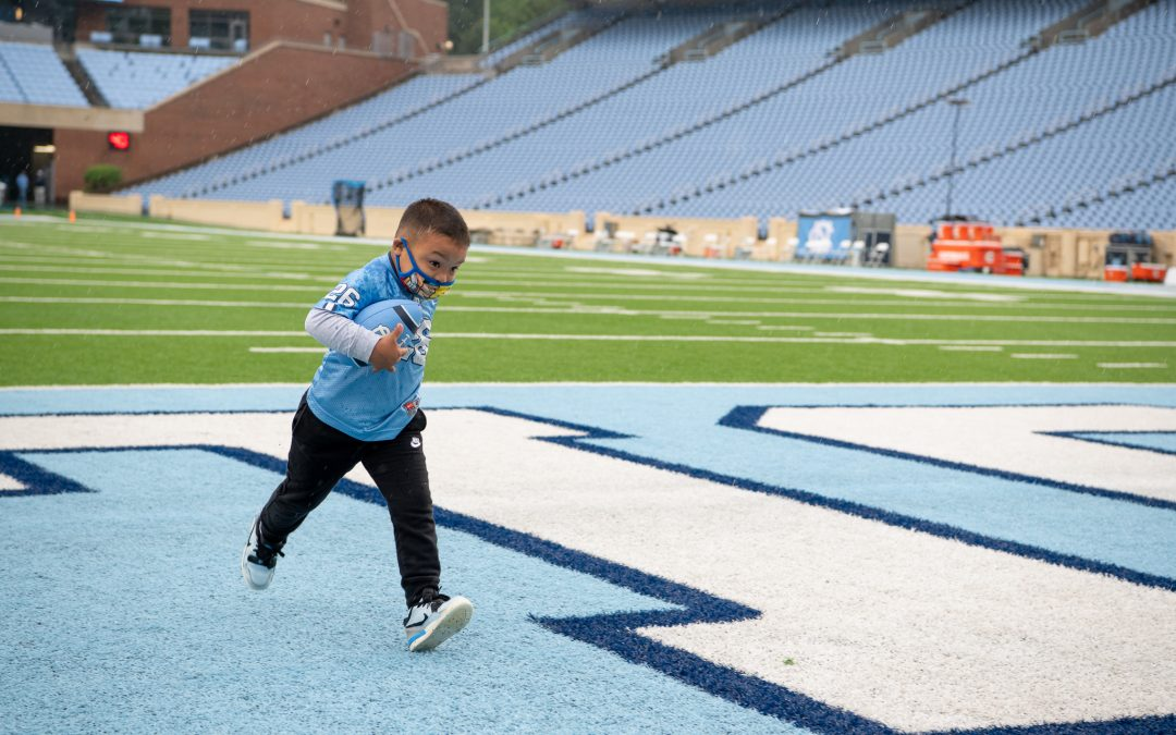 Dream On 3 creates a dream experience with UNC-Chapel Hill