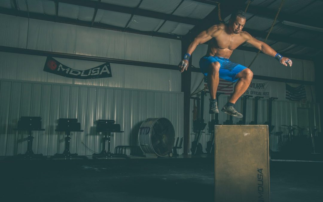 Being at veteran athlete doesn't mean you need to stop moving