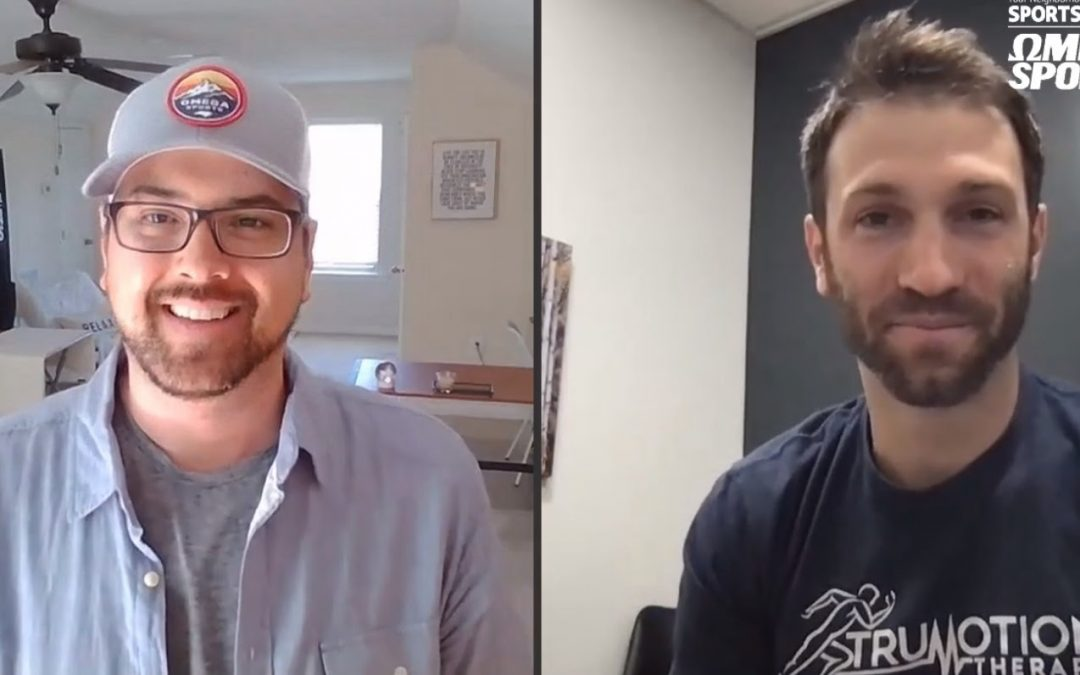 Chiropractor Dr. Clay Sankey | The Omega Sports Show