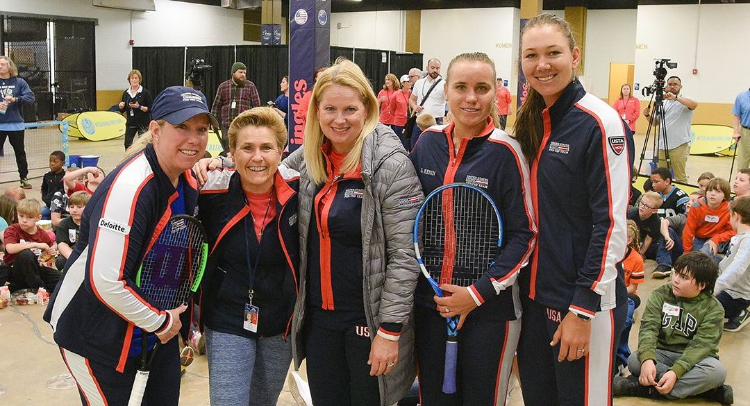 Kelly Gaines, Executive Director of USTA NC | Women's Only Podcast