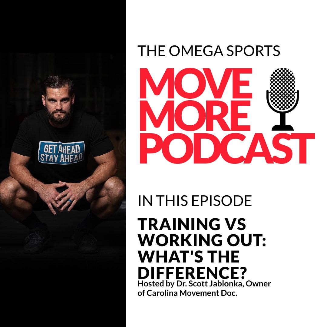 Training vs Working Out: What's the difference?