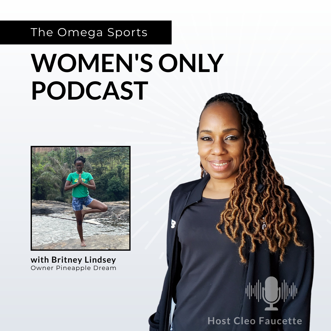Britney Lindsey on The Women's Only Podcast