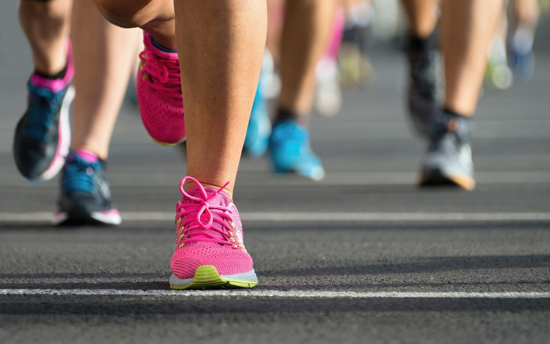 Training For A Marathon? Here's Our Shoe Guide