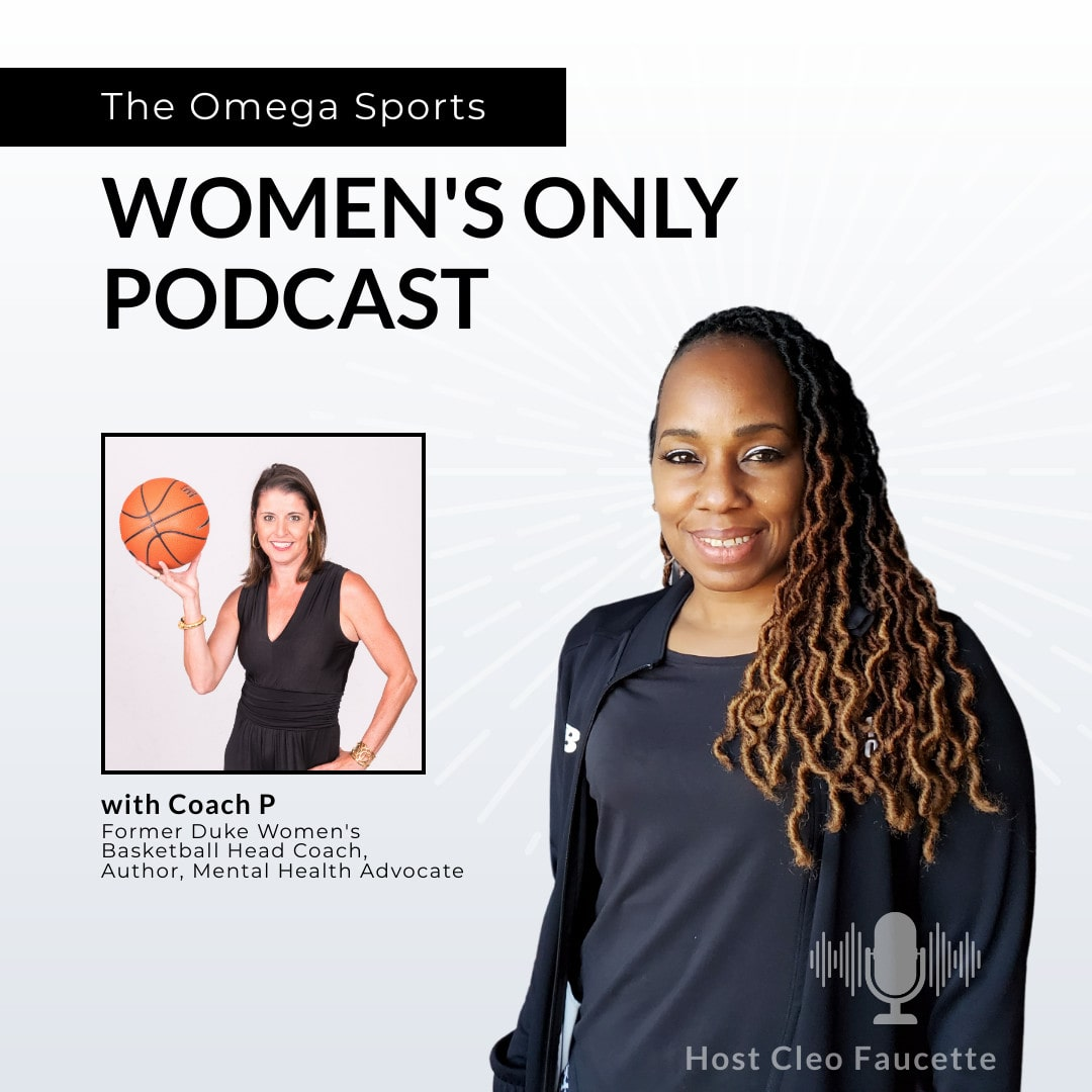 Coach P. on The Women's Only Podcast